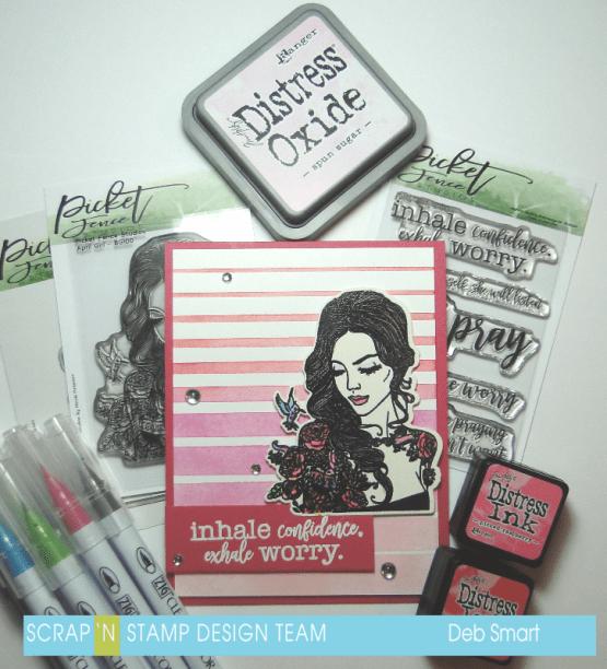 Stamp Out Cancer blog hop