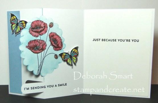 Butterflies & Blooms Inspiration Challenge
