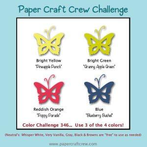 Pcc346 Colour Challenge