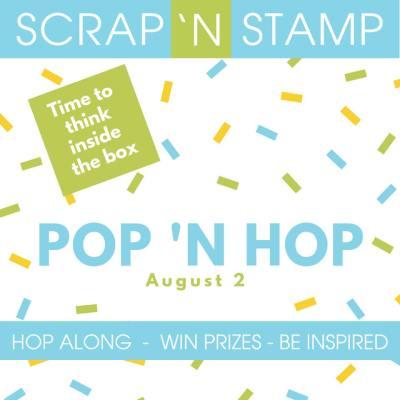 Pop 'N Hop With Scrap 'N Stamp!