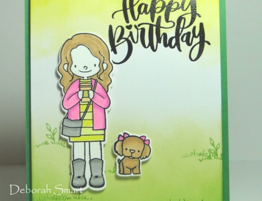 A Friendly Happy Birthday Card