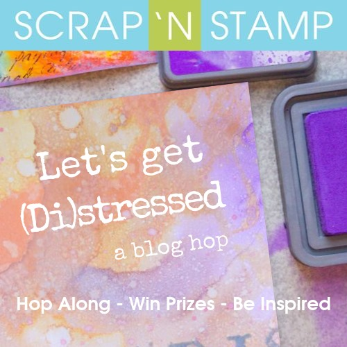 Let's Get (Di)Stressed - A Blog Hop
