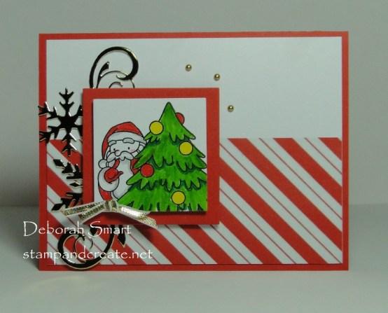 Sketch Challenge with Secret Santa