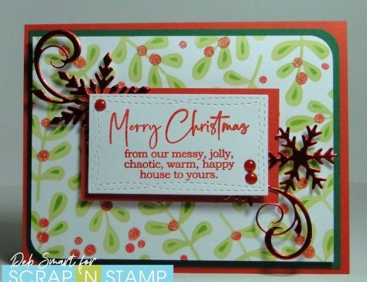 Scrap 'N Stamp White Christmas Blog Hop