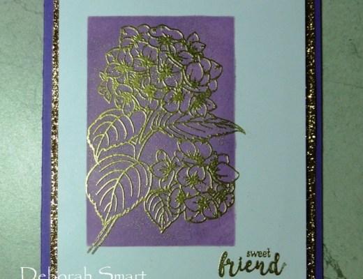 Heartfelt Hydrangea