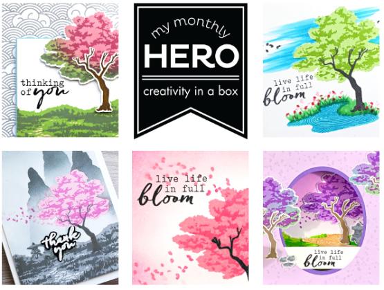 New Hero Arts, Gina K. & More