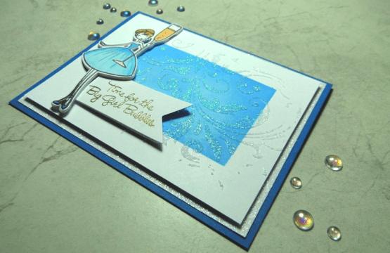Stencil Us In - Scrap 'N Stamp Blog Hop