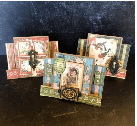 New Graphic 45 Kits