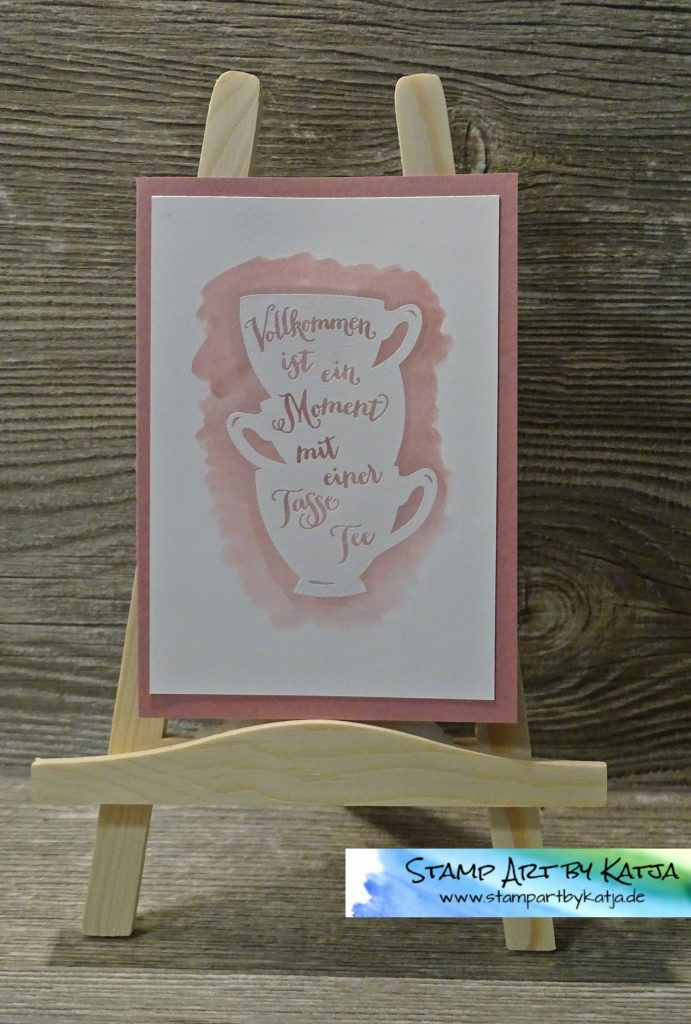 Stampin' Up! Volkommene Momente In Color