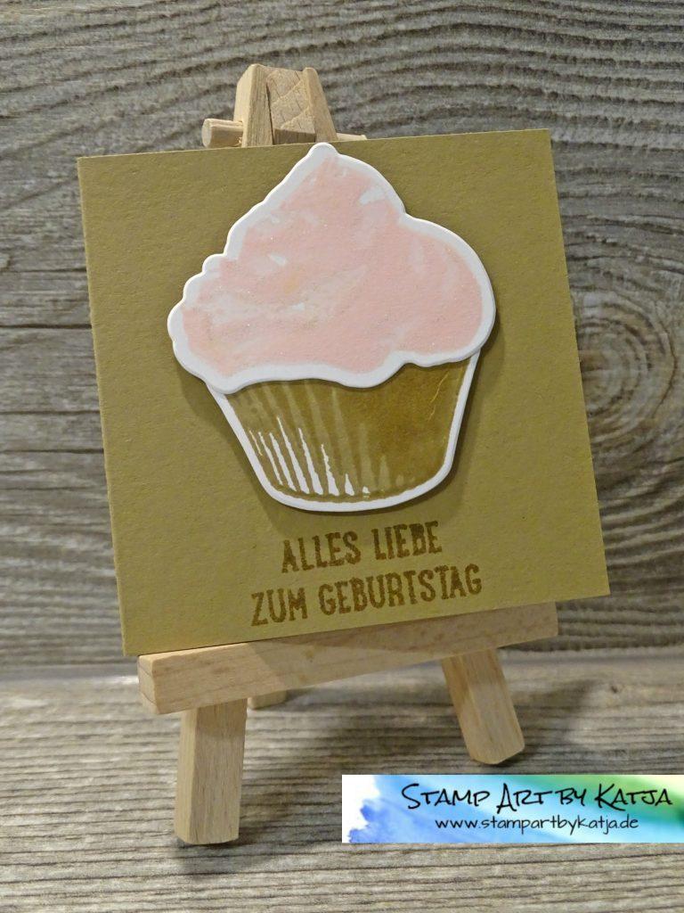 Stampin' Up! Cupcake für dich