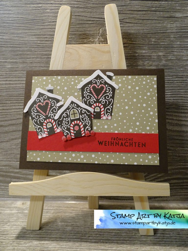 Stampin' Up! DSP Zuckerstange