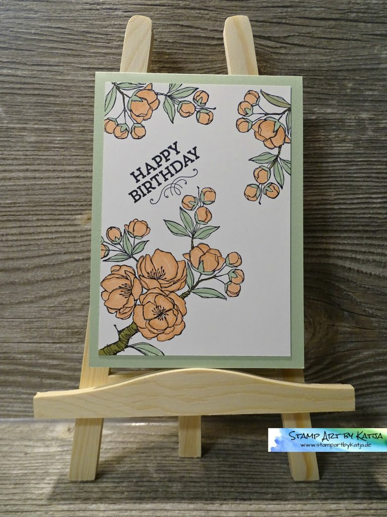 Stampin' Up! Frohe Osterbotschaft, Hey You