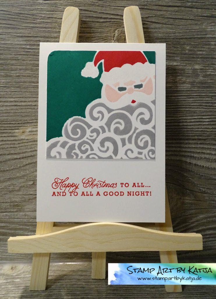 Stampin' Up! Weihnachtsmann_2