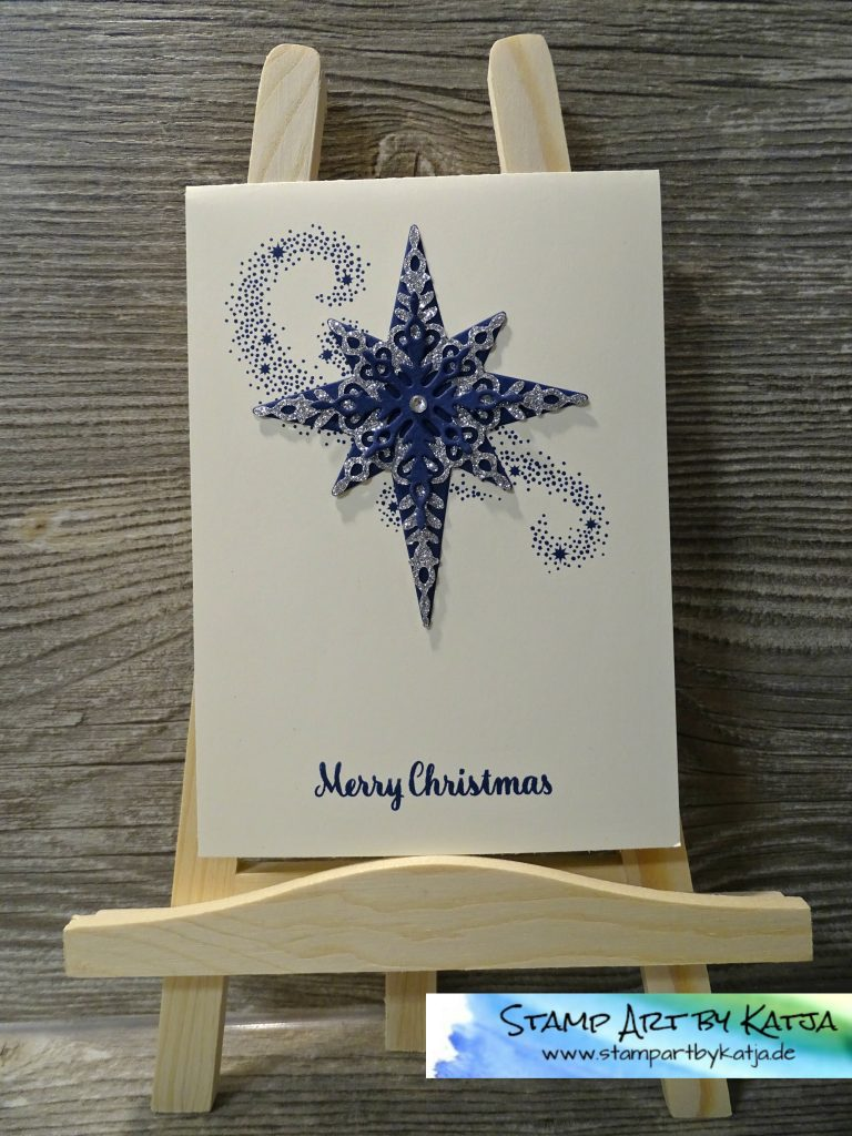 Stampin' Up! Star of Light, Starlights Thinlits_2