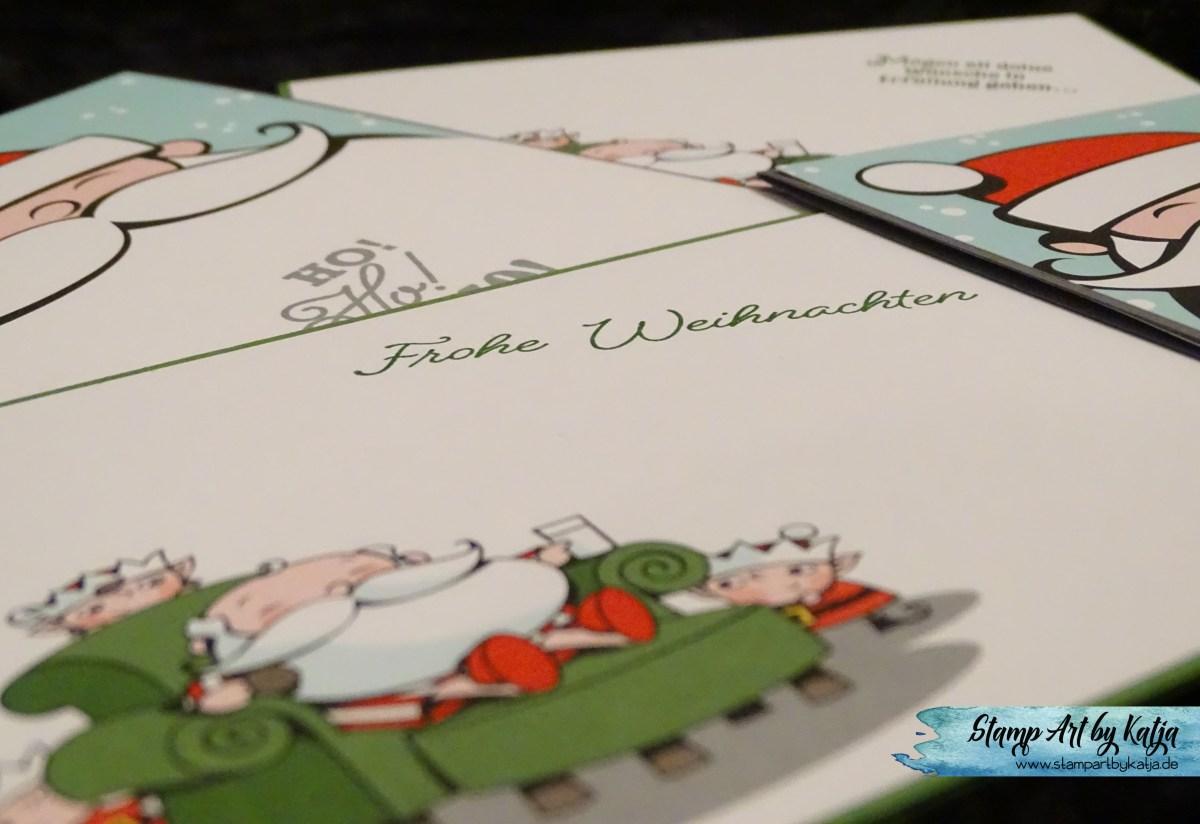 """Erinnerungen & Mehr """"In der Weihnachtswerkstatt"""" – Teil 2"""