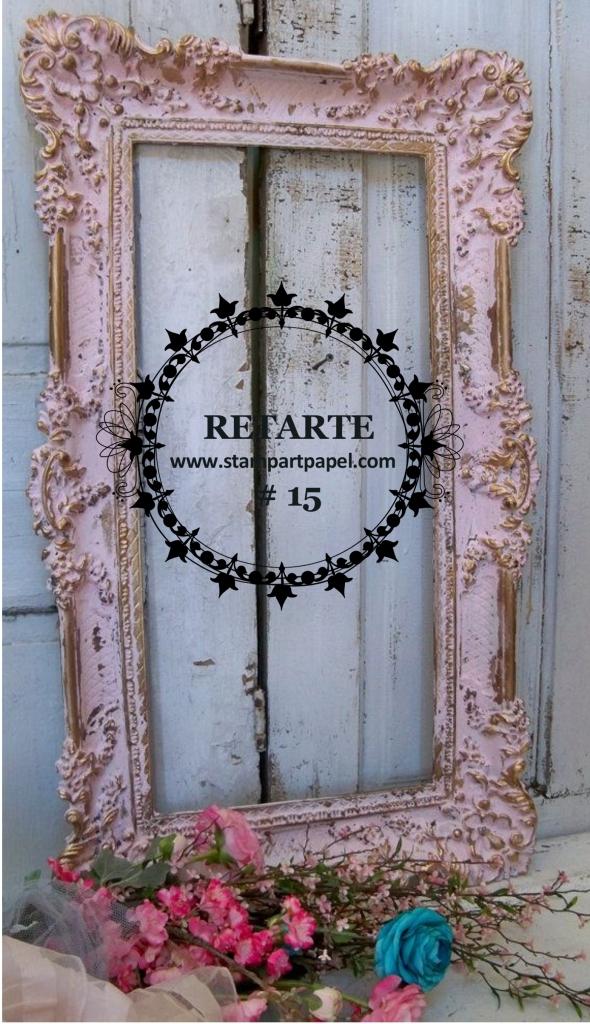 RETARTE 15 MARCOS OR FRAMES