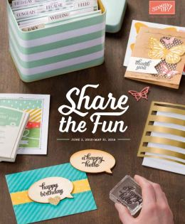 CATALOGO DE STAMPIN UP 2015 – 2016
