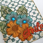 STAMPING CON CHALK INK