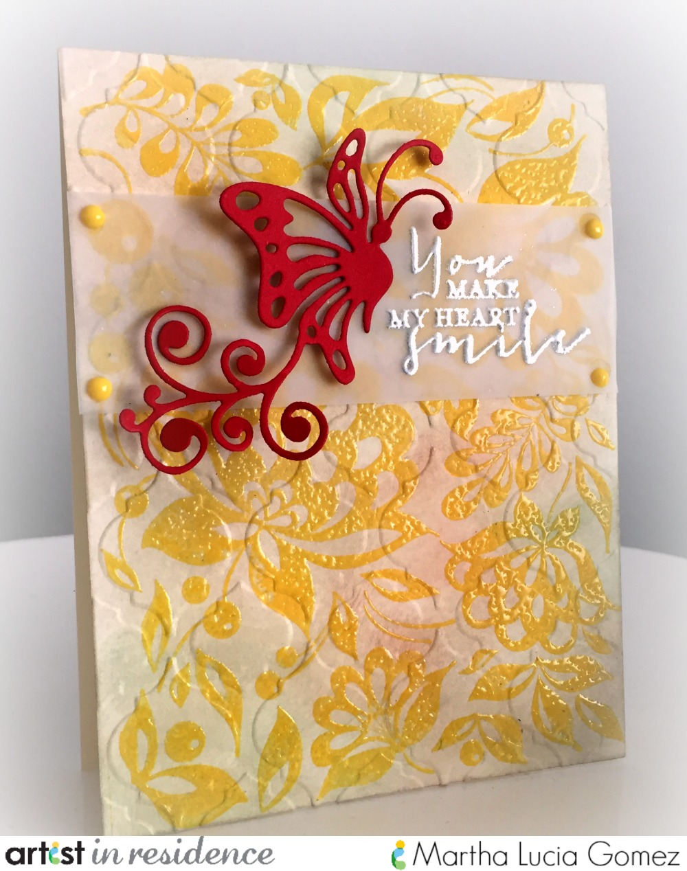 DOUBLE EMBOSSING Y VERSAMAGIC
