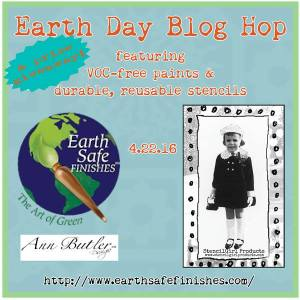 EARTH DAY BLOG HOP