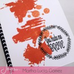 INK SPLATTER Y COLOR BY FAITH