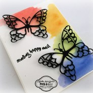 BUTTERFLIES FEATHERS DIE CUTS AND MORE