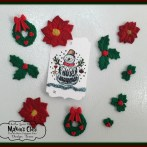 MAGNET ORNAMENTS WITH MAKIN'S CLAY