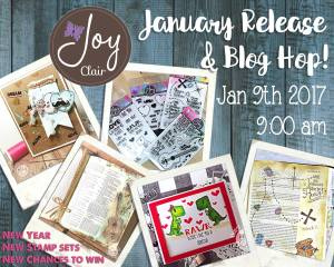 JOY CLAIR JANUARY RELEASE BLOG HOP