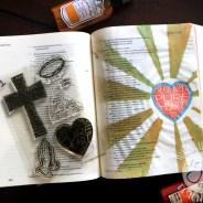 GOD'S LOVE BIBLE JOURNALING