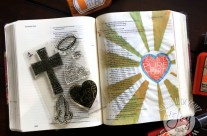 GOD'S LOVE BIBLE JOURNALING
