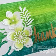 CREATING TEXTURE USING KALEIDACOLOR INK