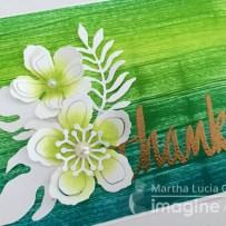 CREATING TEXTURE USING KALEIDACOLOR INK