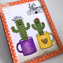 SPRING COFFEE LOVERS BLOG HOP WITH JOY CLAIR