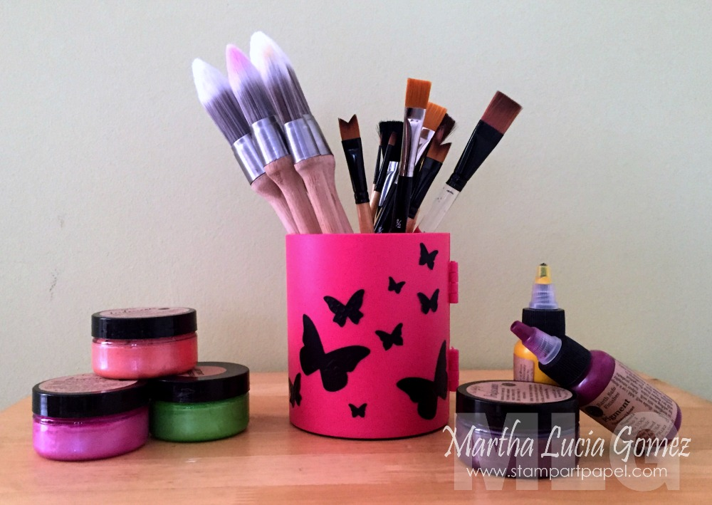 PENCIL CUP PERSONALIZED