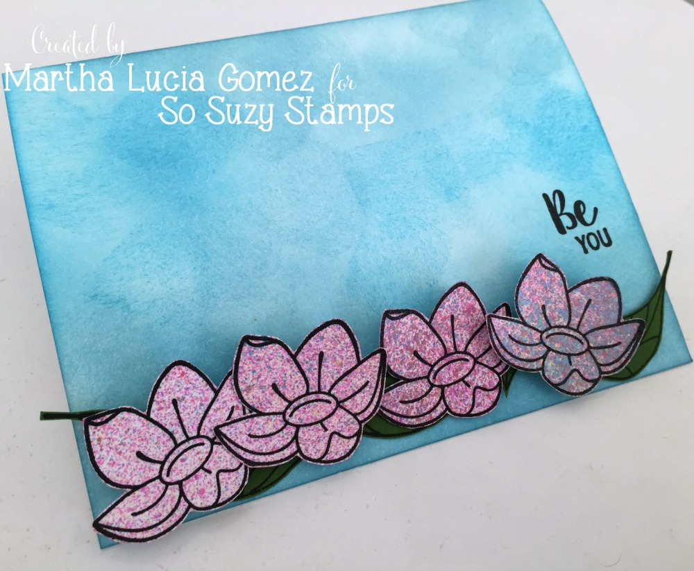 BE YOU NEW FROM SO SUZY STAMPS