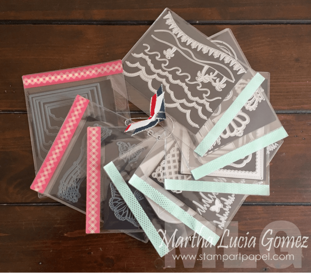 Die Cut Organization with Deflecto