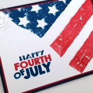 FLAG AND 4TH OF JULY BLOG HOP