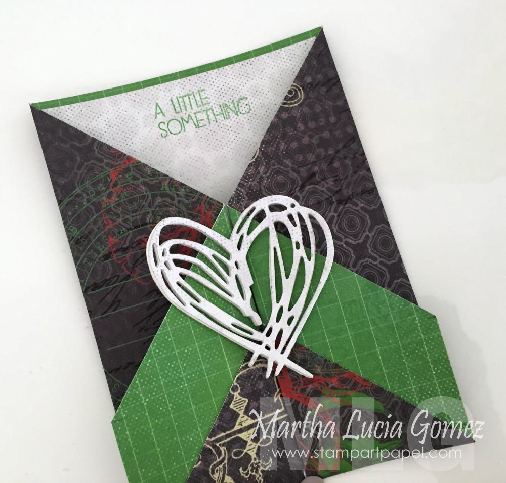 Double Gate Fold Card Inspiration
