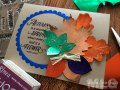 Rinea Autumn Leaves Card