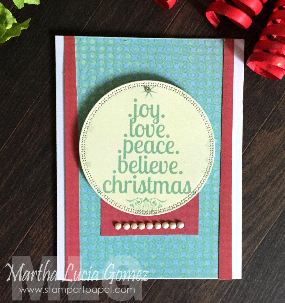 Christmas Cards with Club Q - stampartpapel.com