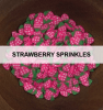 Strawberry Sprinkles