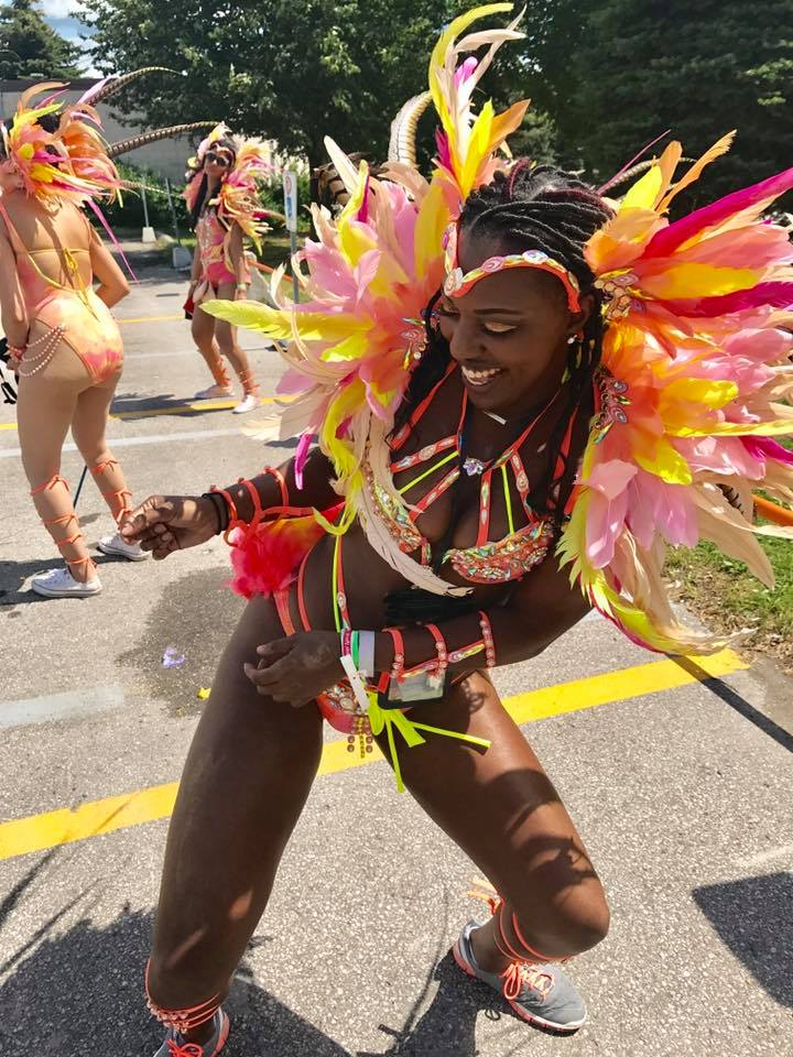 How to be a masquerader at Caribana