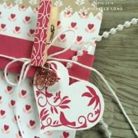 Love Blossoms Designer Series Paper Stack- Stampin' Up! Artisan Design Team Blog Hop