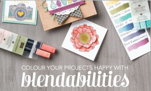Stampin' Up! UK Blendabilities club