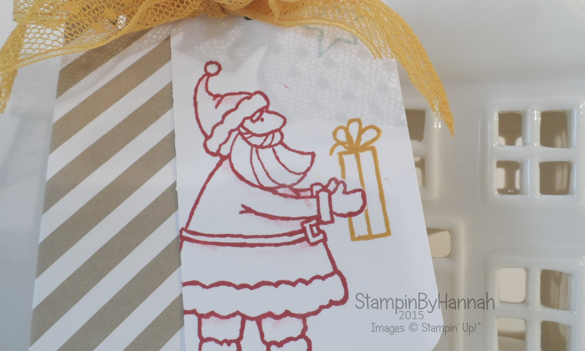 Stampin' Up! On Stage Live team gift