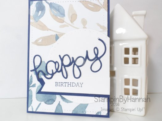 Stampin Up! Uk Crazy About You English Garden