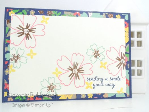 Love and Affection Card Stampin' Up! Uk