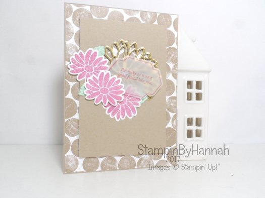 Just Because card using Special Reason from Stampin' Up! Uk