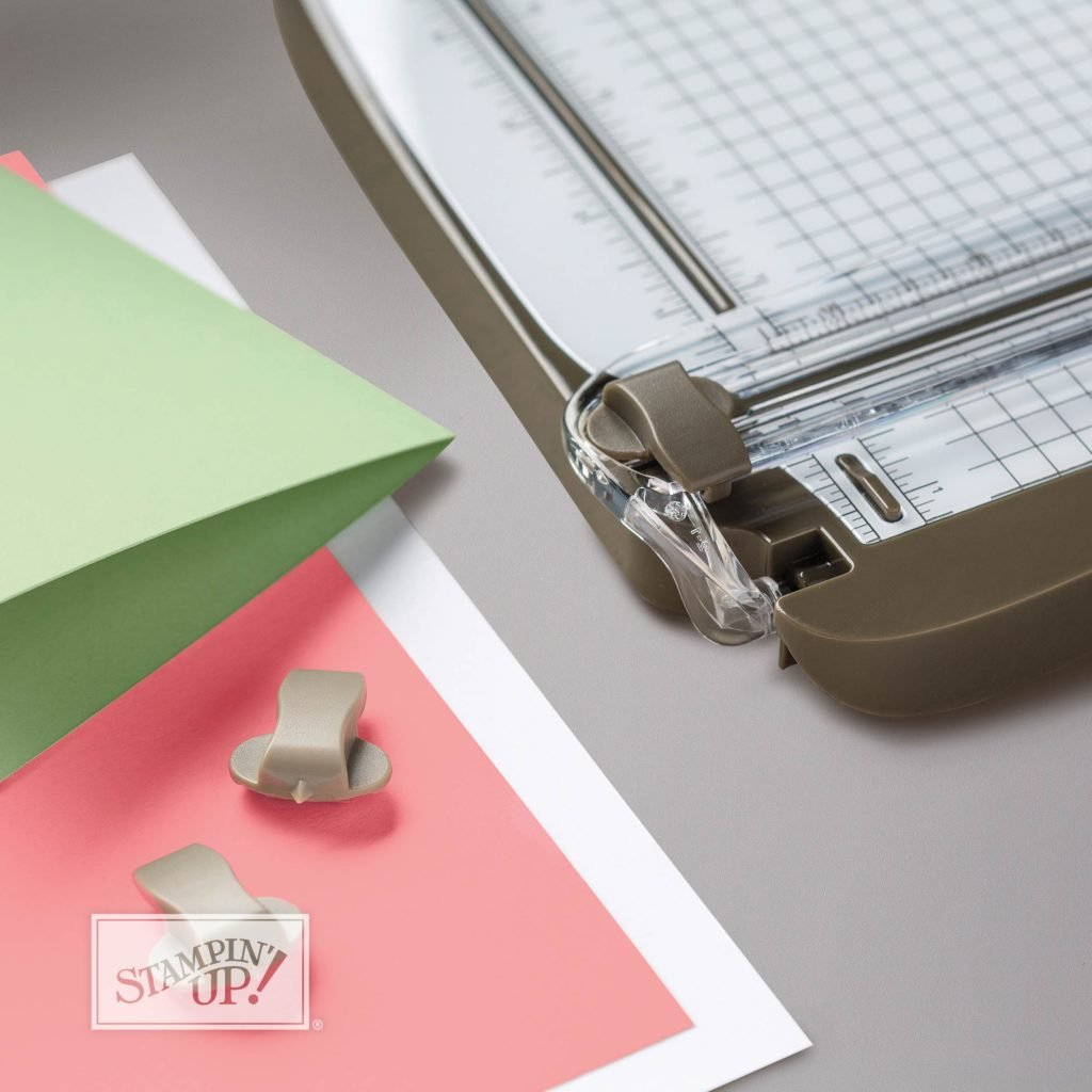 Stampin' Up! Trimmer Tour Video