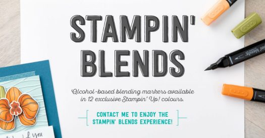 Stampin' Blends Club News Stampin' Up! UK